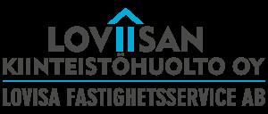 Loviisan Kiinteistöhuolto logo